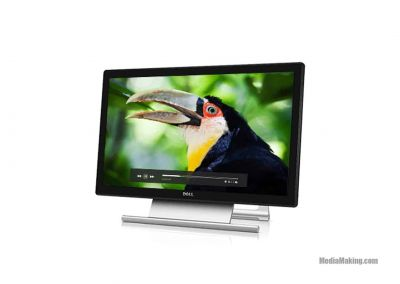 Monitor DELL 21.5'' HD multi-touch