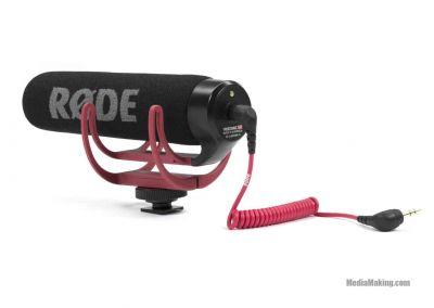 Microfono RODE VideoMic GO