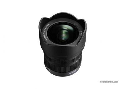 Lumix Lens G Vario 7-14mm f/4 ASPH