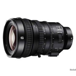 Sony Lens E PZ 18-110 mm F4 G OSS