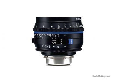ZEISS CP3 15mm/T 2,9 EF/PL/E-mount lens