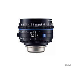 ZEISS CP3 28mm/T 2,1 EF/PL/E-mount lens