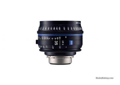 ZEISS CP3 35mm/T 2,1 EF/PL/E-mount lens