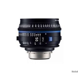 ZEISS CP3 50mm/T 2,1 EF/PL/E-mount lens