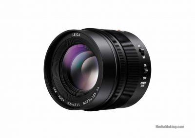 Panasonic Leica DG Nocticron 42.5mm f/1.2 ASPH OIS lens
