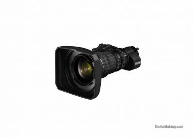Fujinon UA18x5.5BE 4K lens