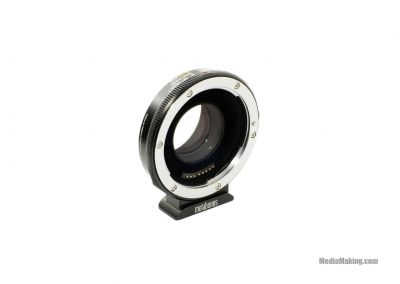 Adattatore Metabones Canon EF/EF-S a Micro 4:3