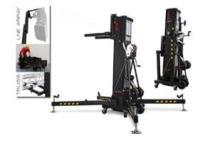Elevatore a carico frontale ULK 800XL