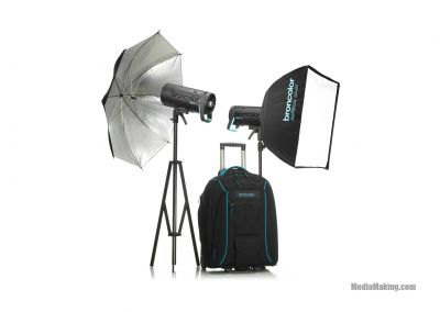 Flash Broncolor Siros 800 L Outdoor Kit