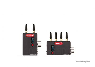 Ponte radio SWIT FLOW 500 wireless – 150m