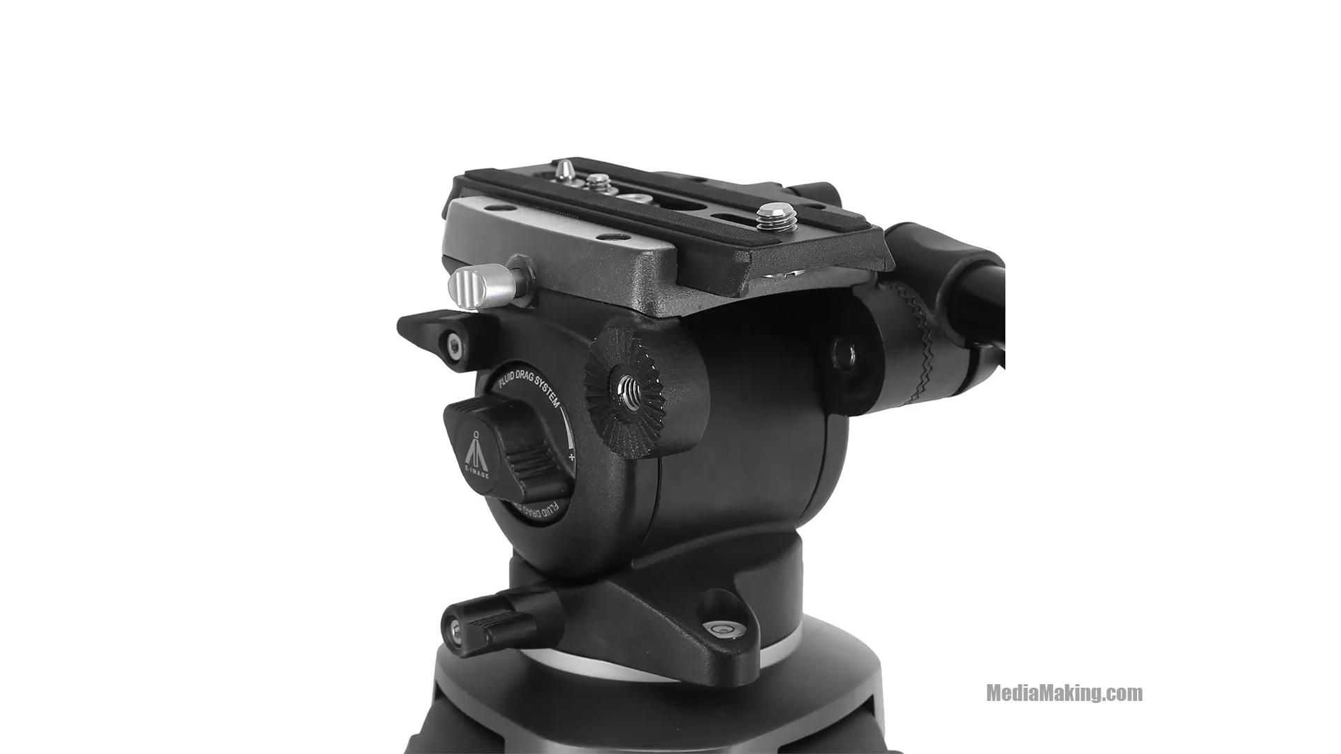 Testa-video-fluida-EH630-con-coppa-75mm-per-dolly-slider-e-cavalletti-con-portata-massima-fino-a-5-kg-03
