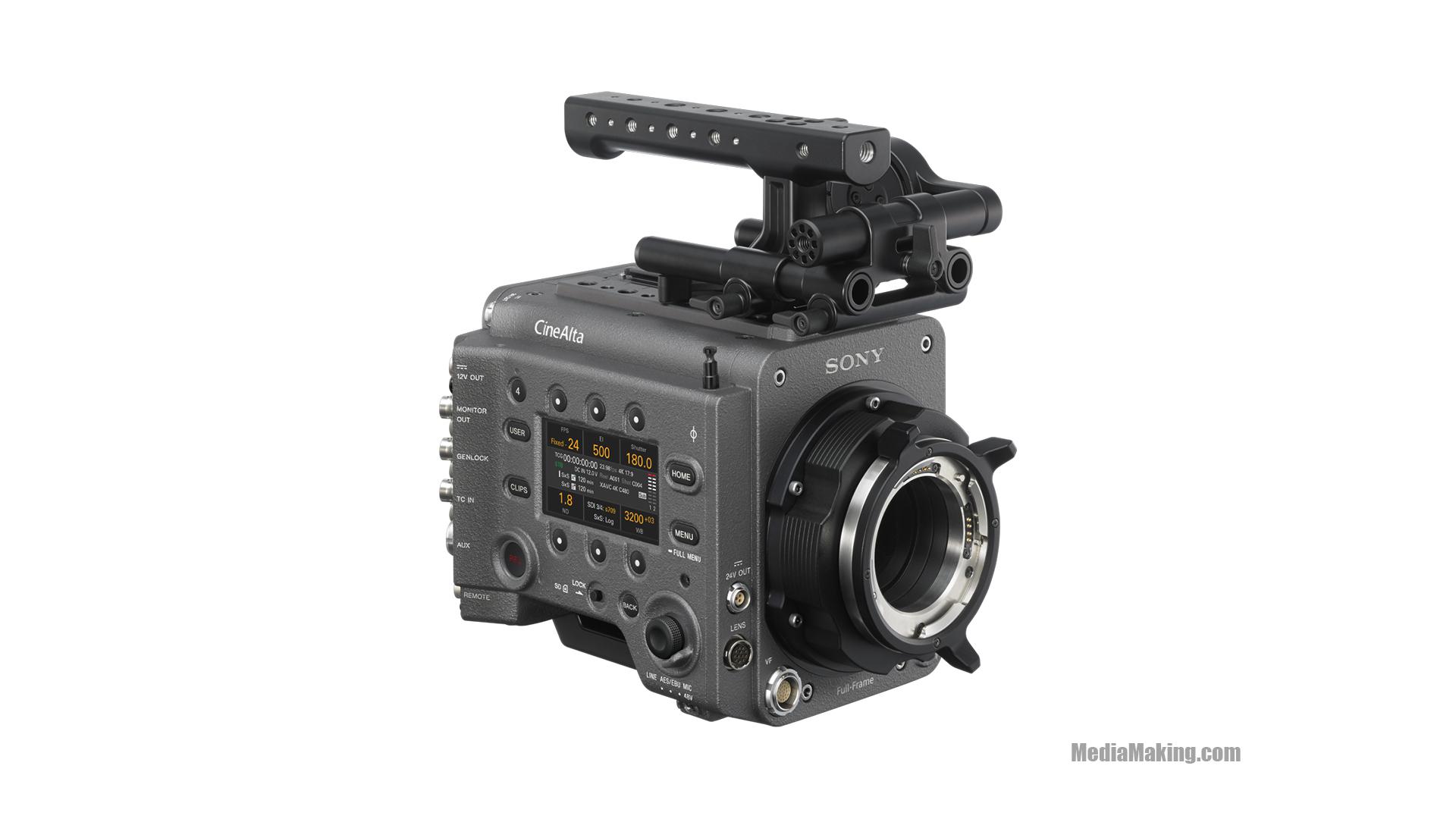 Noleggio telecamera Sony Venice