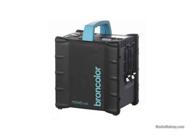 Broncolor Generatore a batteria Kit Move 1200