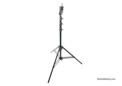 Master High Cine stand with 3 risers and 4 sections