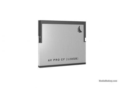Angelbird AV Pro CF memory card 128 GB CFast 2.0