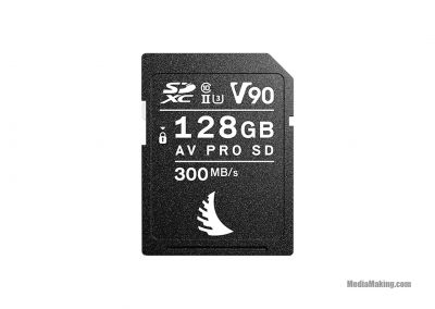 Scheda di memoria SD Angelbird AV Pro 128 GB UHS-II V90