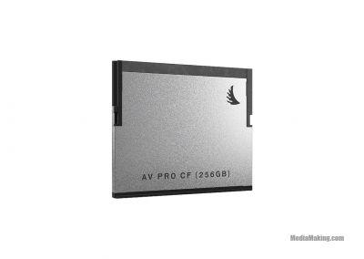 Scheda di memoria Angelbird AV PRO CF 256 GB CFast 2.0