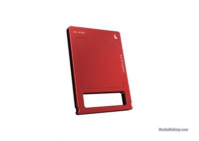 Scheda di memoria SSD Angelbird 500 GB per Blackmagic e Atomos