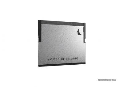Scheda di memoria Angelbird AV PRO CF 512 GB CFast 2.0