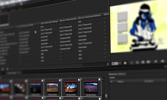 Masterizzazione, conversione e duplicazione DVD e Blu-ray