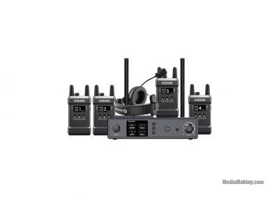 Sistema intercom wireless full duplex Hollyland Mars T1000