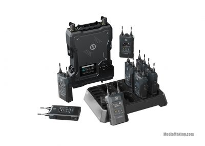 Sistema intercom wireless Hollyland Solidcom M1