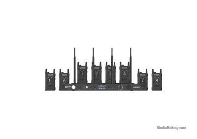 Sistema intercom wireless full duplex Hollyland Syscom 1000T