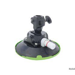 Ventosa con adattatore 5/8'' per attacco di luci, attrezzature video