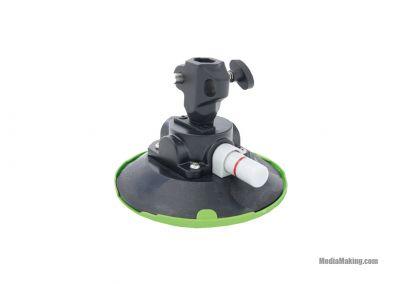 """Ventosa con adattatore 5/8"""" per attacco di luci, attrezzature video"""