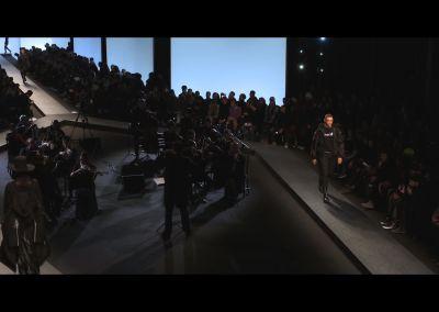 Marcelo Burlon – Catwalk Backstage