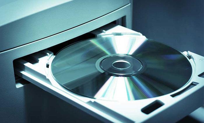 Duplicazione di CD, DVD e Blu ray a Milano