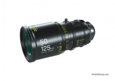Ottica DZOFilm Pictor 50-125mm T2.8 Super35 Parfocal Zoom