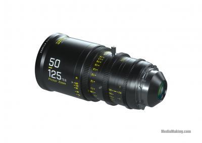 DZOFilm Pictor 50-125mm T2.8 Super35 Parfocal Zoom Lens