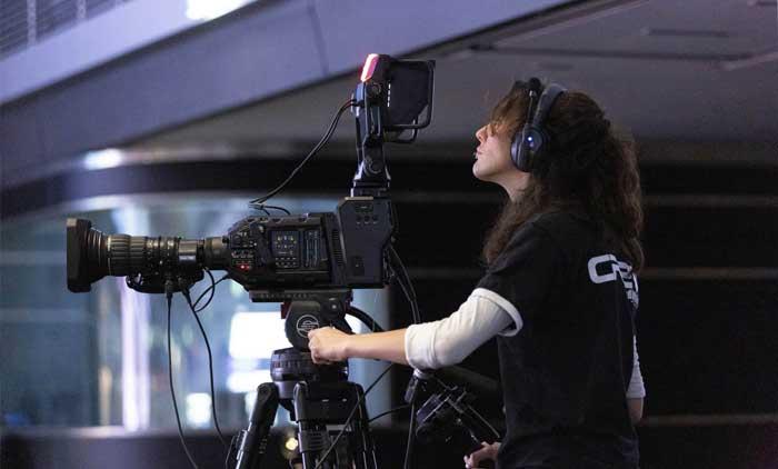 Broadcast service - telecamere e attrezzature