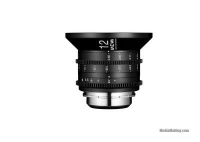 Laowa 12mm Zero D E-mount lens