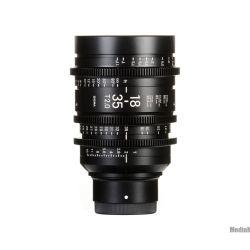 Ottica Sigma 18-35mm T2 High-Speed Zoom EF-Mount